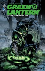 Couverture La Vengeance de Black Hand - Green Lantern, tome 2