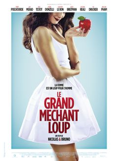 Affiche Le Grand Méchant Loup