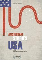 Affiche Amsterdam Stories USA