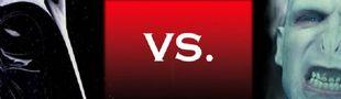 Cover Dark Vador vs Voldemort : l'ultime combat !!!!