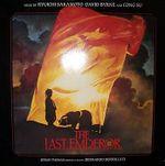 Pochette The Last Emperor (OST)