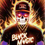 Pochette Black Magic (EP)