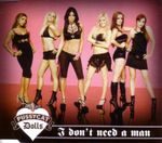 Pochette I Don't Need a Man (Single)
