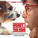 Pochette Honey, I Shrunk the Kids (OST)