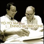 Pochette Yo-Yo Ma Plays Ennio Morricone