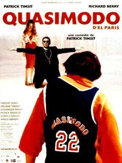 Affiche Quasimodo d'El Paris