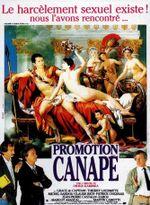 Affiche Promotion Canapé