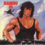 Pochette Rambo III: Original Motion Picture Soundtrack (OST)