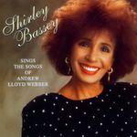 Pochette Shirley Bassey Sings the Songs of Andrew Lloyd Webber