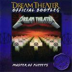Pochette Master of Puppets (Live)