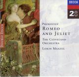 Pochette Romeo and Juliet