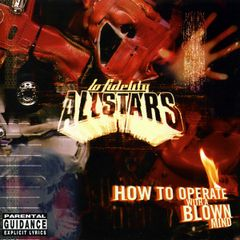 Pochette How to Operate With a Blown Mind