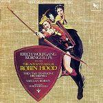 Pochette The Adventures of Robin Hood (OST)