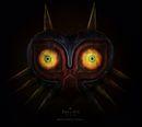 Pochette Time's End: Majora's Mask Remixed