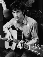 Photo Townes Van Zandt
