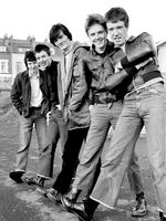 Logo The Undertones