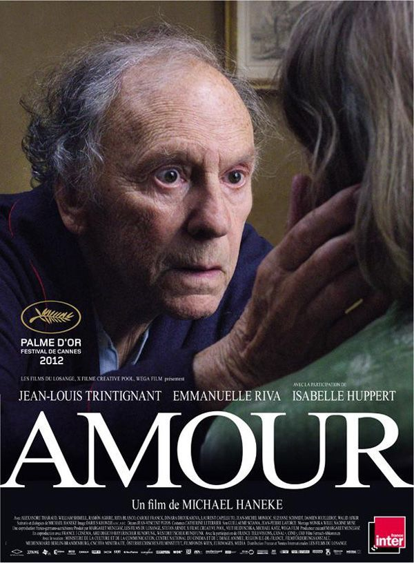 amour film 2012 senscritique. Black Bedroom Furniture Sets. Home Design Ideas
