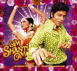 Pochette Om Shanti Om (OST)