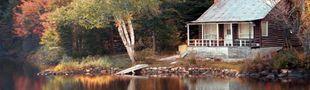 Cover Ma cabane au Canada est blottie au fond des bois...