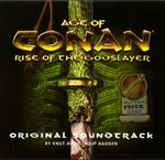 Pochette Age of Conan: Rise of the Godslayer: Original Soundtrack (OST)