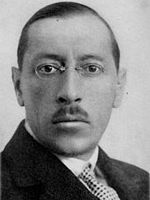Photo Igor Fyodorovitch Stravinsky
