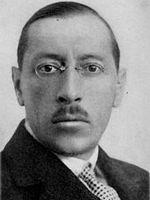 Photo Igor Stravinsky