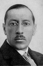 Photo Igor Fyodorovitch Stravinsky
