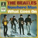 Pochette Nowhere Man (Single)