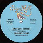 Pochette Rapper's Delight (Single)