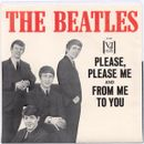 Pochette Please Please Me / From Me to You (Single)