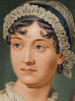 Photo Jane Austen