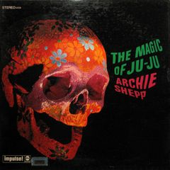 Pochette The Magic of Ju-Ju