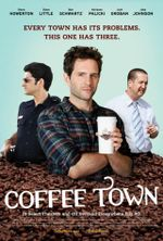 Affiche Coffee Town
