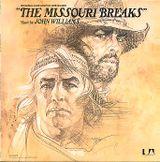 Pochette The Missouri Breaks (OST)