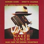 Pochette Naked Lunch (OST)