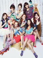 Logo Girls' Generation