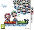 Jaquette Mario & Luigi : Dream Team Bros.