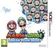 Jaquette Mario & Luigi: Dream Team Bros.