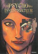 Couverture Psycho-Investigateur : Intégrale