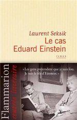 Couverture Le cas Eduard Einstein