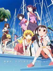 Affiche Monogatari Series: Second Season