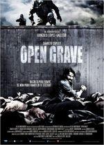 Affiche Open Grave