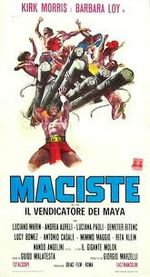 Affiche Maciste, le Vengeur du Dieu Maya