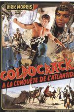 Affiche Goldocrack à la conquête de l'Atlantide