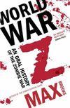 Couverture World War Z, une histoire orale de la guerre des zombies