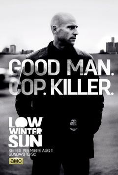 Affiche Low Winter Sun (US)