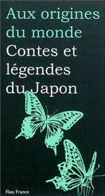 Couverture Contes et légendes du Japon