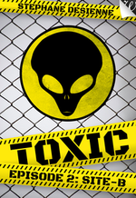 Couverture Site-B - Toxic, episode 2