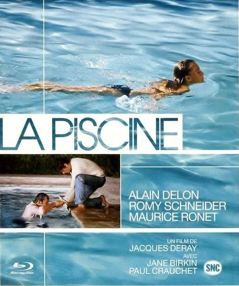 affiches posters et images de la piscine 1969 senscritique. Black Bedroom Furniture Sets. Home Design Ideas