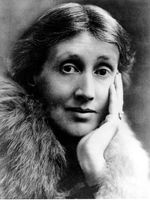 Photo Virginia Woolf